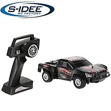 s-idee® 18116 S353 Truck mit 2,4 GHz bis 25 km/h 1:24 Buggy Monstertruck Vollproportional